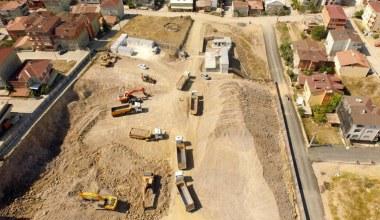Gebze'de Gençlik Merkezi inşa ediliyor