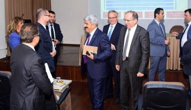 KOÜ'de İç Kontrol Sistemi Oluşturma Projesi Bilgilendirme Toplantısı yapıldı