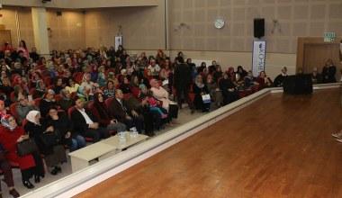 KOMEK Aile Okulu'ndan 400 Mezun Daha
