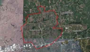 Erenler'deki mezarlık alanı Sakarya Büyükşehir Belediyesine devredildi