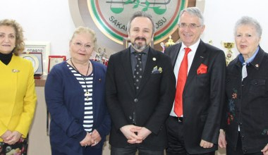 ÇYDD'den Başkan Kazan'a ziyaret