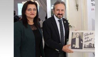 Yeliz Aydın Baro Başkan Yardımcısı oldu