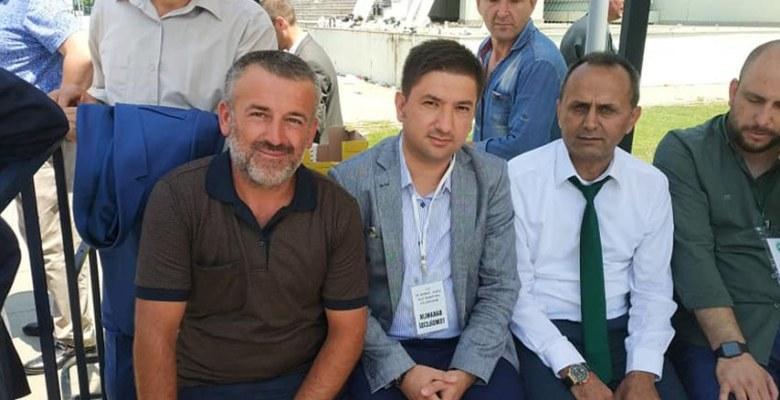 Sebahattin Karasakal yeniden APEK Başkanı seçildi