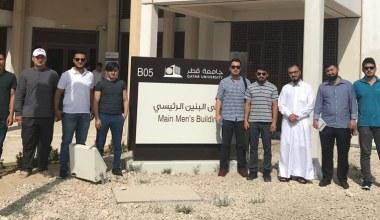 SAÜ İlahiyat Öğrencileri Katar'da