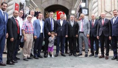 Bursa Büyükşehir, 'çarşı için' harekete geçiyor