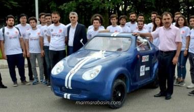 Ayvaz Elektromobil, TÜBİTAK'ın Yarışına Hazır