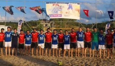 Plaj Futbolu Ligi'nde bol gollü açılış