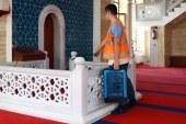 Nilüfer'de camiler pırıl pırıl