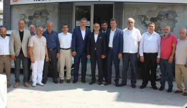 Rumeli Balkan'larda bayramlaşmada Birlik ve beraberlik mesajı verildi
