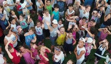 Sakaryalı çocukların şen günü