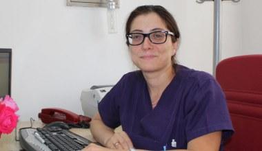 Doç. Dr. Şükriye Ebru Önder Farabi'de göreve başladı