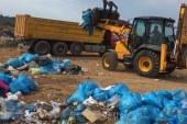 Sahillerden 945 ton çöp toplandı