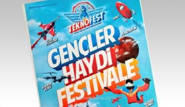 Gençlerde Festival Heyecanı