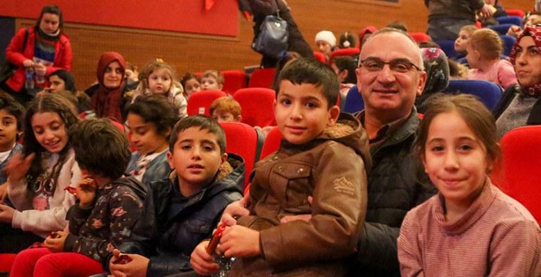 Sapanca'da Çocuklar Çok Mutlu