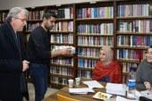 '1 milyon kitaplı kütüphane şehre çok yakışacak'