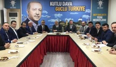 Kocaeli SKM Başkanlarından Erdoğan seferberliği