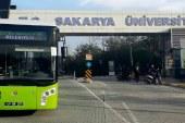 Hat 280 ile Sakarya Üniversitesi seferleri başladı