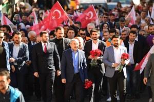"""İsmail Erdem: """"Ataşehir'de gönüller değişim için birleşti, gönüller yapmaya geliyoruz"""""""