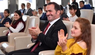 Beyoğlu Çocuk Meclisi 23 Nisan için toplandı