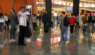 (Özel) İstanbul Havalimanı'nda fotoğraf çektirme yarışı