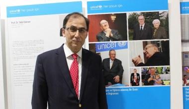 UNICEF'in Türkiye'deki destekçilerinin 60 yılına ışık tutan arşiv sergisi