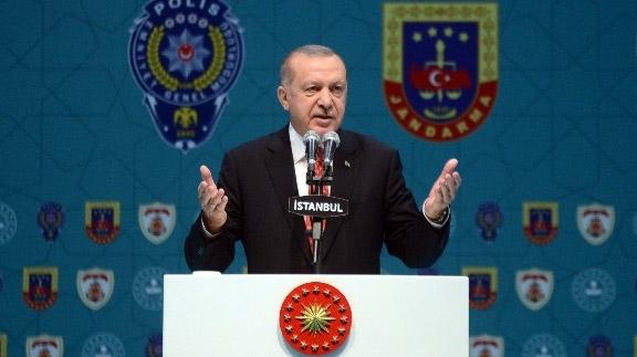 """Cumhurbaşkanı Erdoğan: """"Son 2,5 yıl içinde 16'sı kırmızı listeden 420 sözde üst düzey teröristi etkisiz hale getirdik"""""""