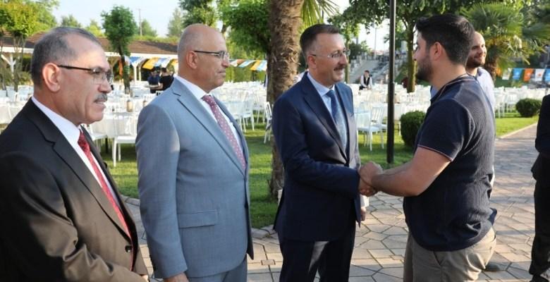 AK Parti Adapazarı İlçe Danışma Meclisi iftar programında gerçekleştirildi