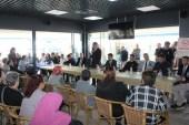 Avşa Adasında 'Halk Toplantısı' yapıldı