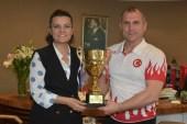 Balkan Şenliklerinin Güreş Şampiyonu, İzmitli sporcu oldu