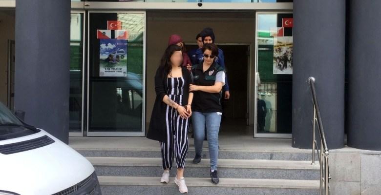 Bursa'da uyuşturucu operasyonu biri kadın 7 gözaltı