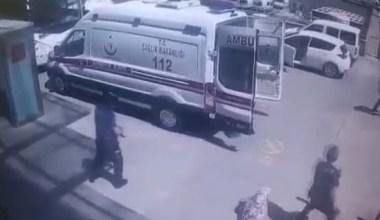 Çatışma sonrası hastanede yaşanan saldırının görüntüleri ortaya çıktı