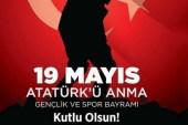 Gençlik ve Spor Konfederasyonundan 19 Mayıs kutlaması