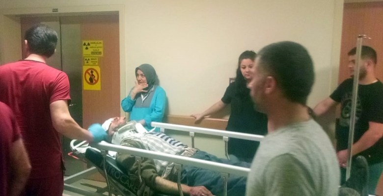 İşçileri taşıyan midibüs kazasında yaralananların isimleri belli oldu