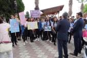 Öğrencilerden çerve temizliği kampanyası