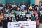Sapanca'da Dünya Sağlık İçin Hareket Et Günü