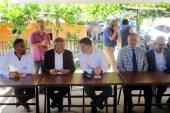 Tarım ve Orman Bakanı Pakdemirli, Beykoz'daki İshaklı köyünü ziyaret etti