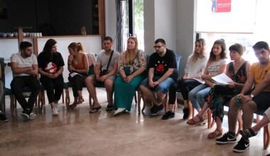 8 ülkeden 40 genç, çocuk işçiliğine karşı farkındalık için buluştu
