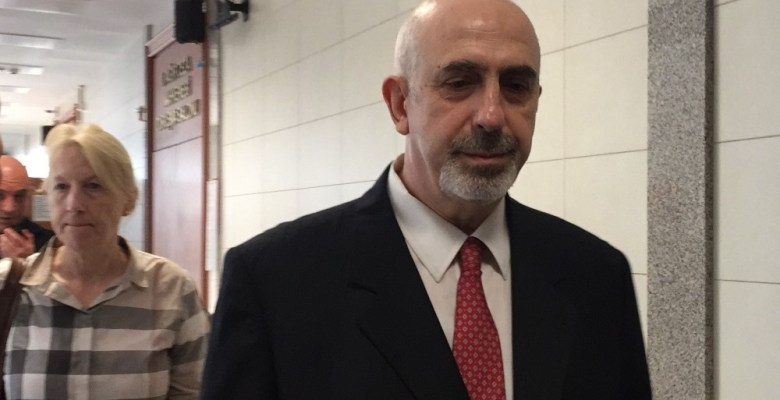 ABD Başkonsolosluğu çalışanı Nazmi Mete Cantürk'ün ev hapsi kaldırıldı