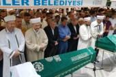 Esenler'de Mursi için gıyabi cenaze namazı kılındı