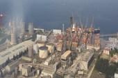 Gemlik Gübre Fabrikasında trafo patlaması: 2 yaralı