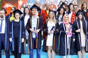 Gebze Teknik Üniversitesi 2018-2019 Akademik Yılı Mezuniyet Töreni