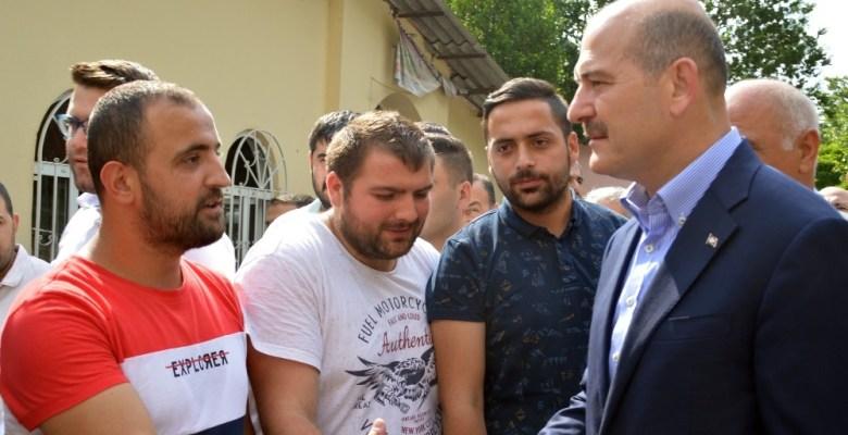 """İçişleri Bakanı Süleyman Soylu: """"Yaklaşık 8 teröristi de dün akşam ölü ele geçirdiler"""""""