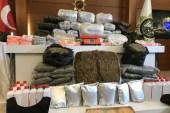 İstanbul'da uyuşturucu operasyonları kamerada