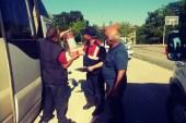 Jandarmanın okul önü denetimlerinde aranan 5 şahıs yakalandı