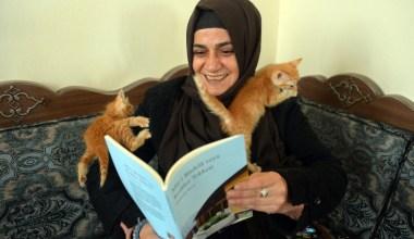 Kedili Tekke Millet Kıraathanesi'ne büyük ilgi