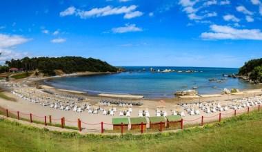 Kocaeli'nin bir plajına daha 'Mavi Bayrak'