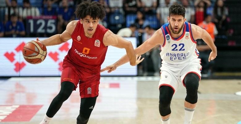 TBL Play- Off Yarı Final: Anadolu Efes: 80 – Galatasaray Doğa Sigorta: 68