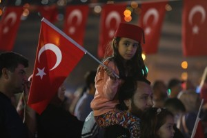 Kocaeli 15 Temmuz Demokrasi ve Milli Birlik Günü 2019