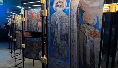 Akdamar Kilisesi fotoğraf sergisi Aya İrini'de açıldı