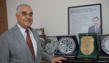 İhlas Vakfı Mütevelli Heyeti Başkanı Ahmet Tuncer Akalın: